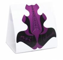 NSI Stiletto Nail Forms- stiletto šabloonid 300 tk