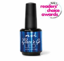 NSI Glazen Go LED/UV pealisgeel 15 ml